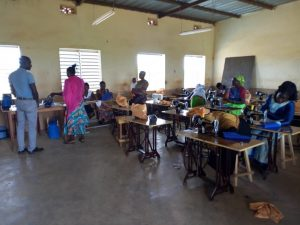 Sewing the seeds of a transformed future