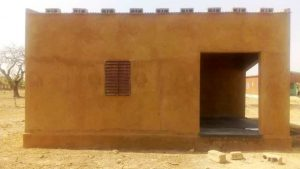Coming soon to a school in Burkina Faso
